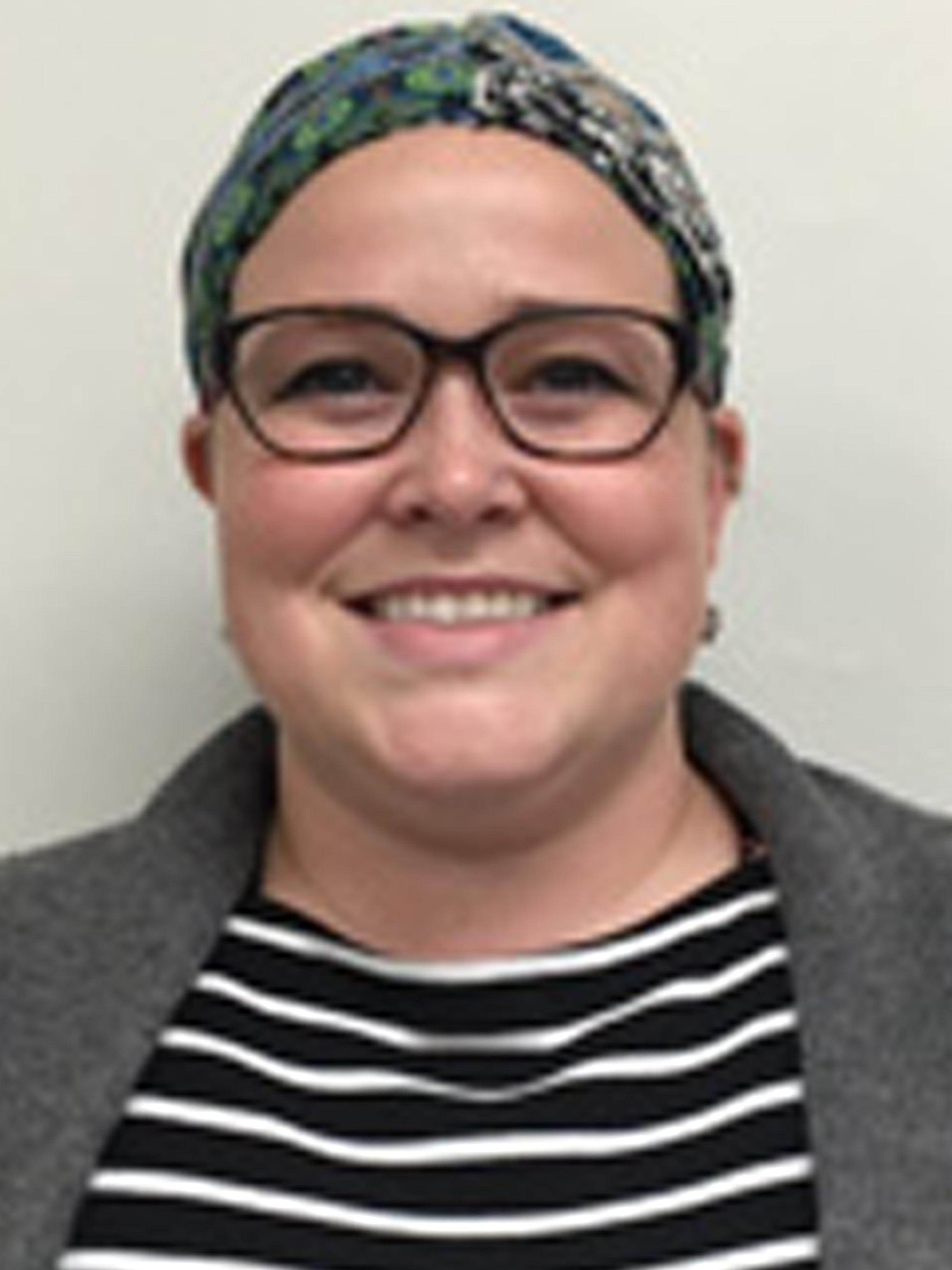 Clare Jackson, Registered Nurse