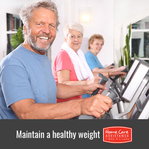 Aging Tip: Preserve a Healthy Weight