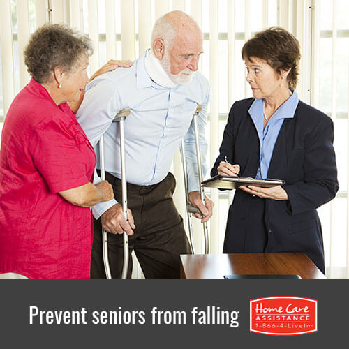 How to Prevent Senior Loved Ones from Falling