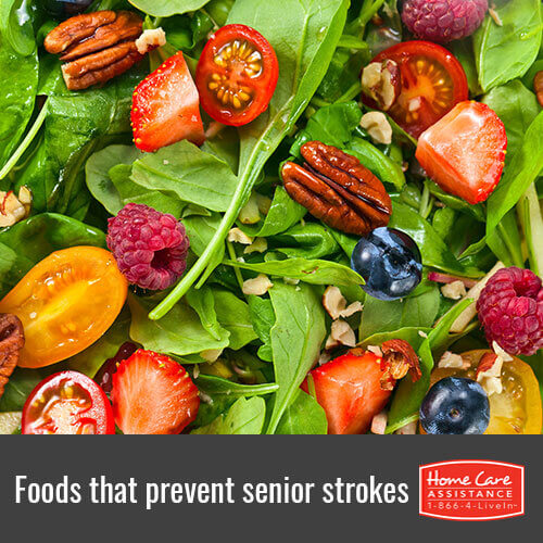 Preventing Senior Strokes With Healthy Food