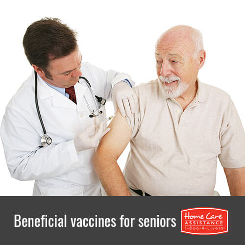 Vaccines that are Good for Senior Health