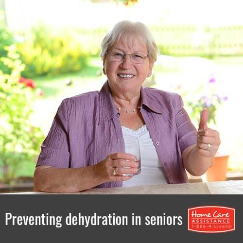How to Prevent Dehydration in Seniors in Anchorage, AK