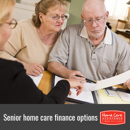 Financing Options for Home Care for Seniors in Anchorage, AK