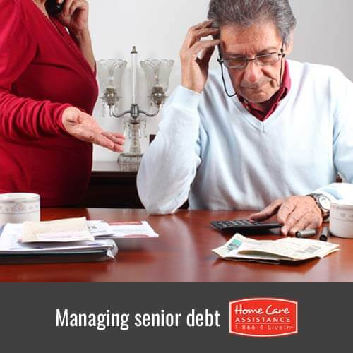 How to Manage Your Senior Loved One's Debt in Anchorage, AK