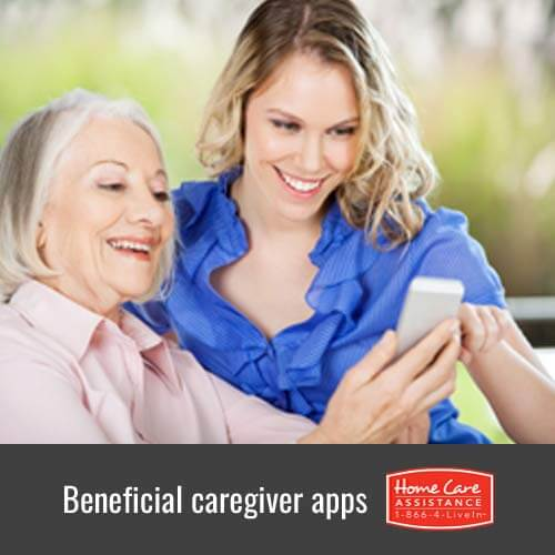 Smartphone Apps that Benefit In-Home Caregivers in Anchorage, AK