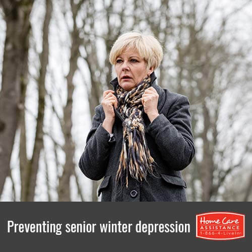 Preventing Senior Depression During the Holiday Season in Anchorage, AK