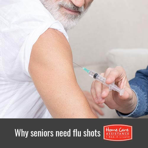 Why Your Senior Loved One Needs to Get a Flu Shot in Anchorage, AK