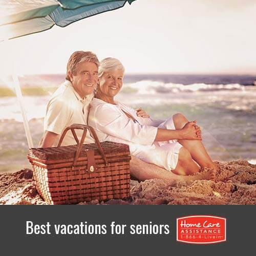 Best Places for Anchorage, AK Seniors to Vacation