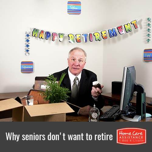 Understanding Why Your Senior Loved One Doesn't Want to Retire in Anchorage, AK