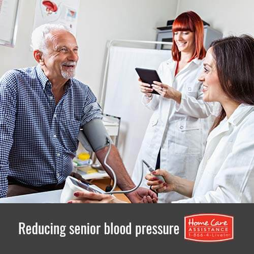 How to Help Seniors Reduce Their Blood Pressure in Anchorage, AK