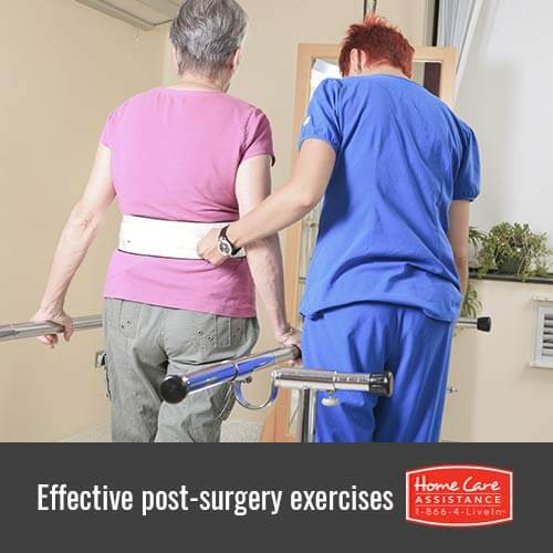 Useful Exercises for Post-Surgery Seniors in Anchorage, AK
