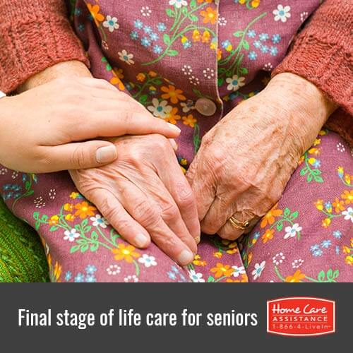 How to Provide Senior Care for Seniors in the Final Stages of Life in Anchorage, AK