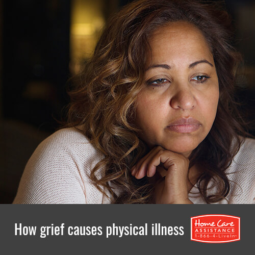 Understanding How Grief Can Cause Physical Illness in Anchorage, AK