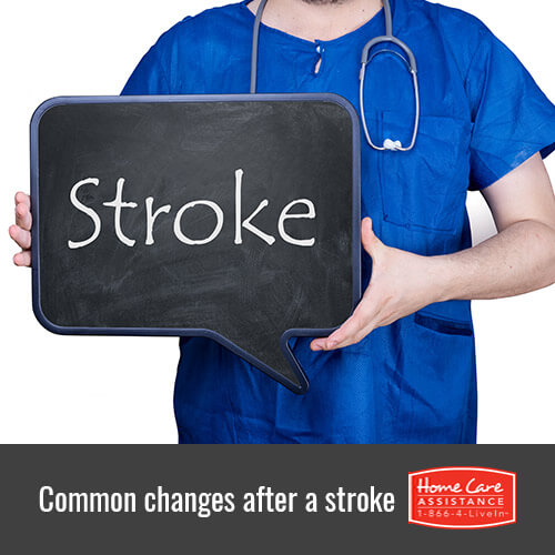 Common Behavioral and Emotional Changes Your Senior Loved One May Face After a Stroke in Anchorage, AK