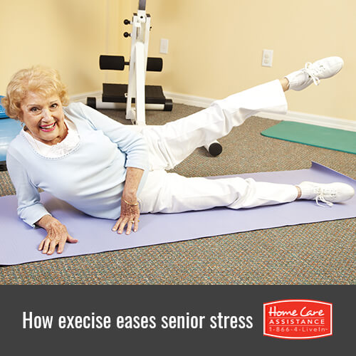 How Seniors Can Use Exercise to Manage Stress in Anchorage, AK
