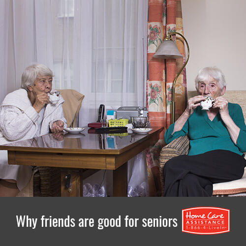 Why It's Important for Seniors to Have Close Friends in Anchorage, AK