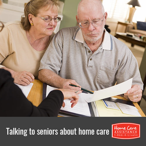 How to Talk to Seniors About Hiring Home Care in Anchorage, AK