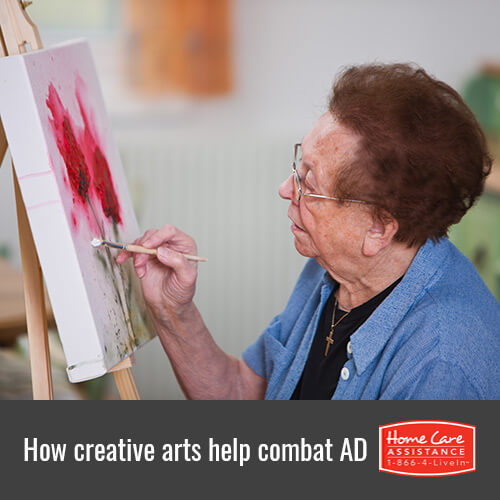 How Creative Arts Help Seniors Combat Alzheimer's in Anchorage, AK