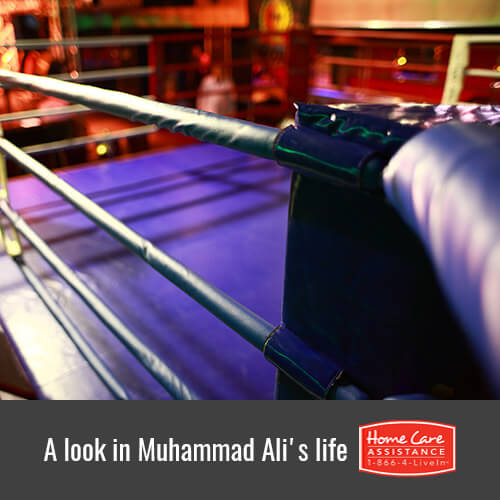 An Inside Look into the Life of Muhammad Ali and His Battle with Parkinson's in Anchorage, AK