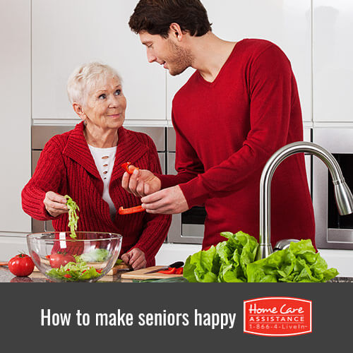 Easy Ways to Make Seniors Happy in Anchorage, AK