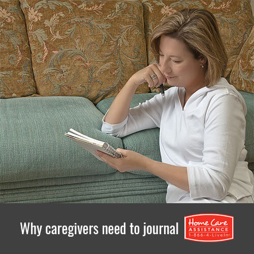 Why Journaling Is Beneficial for Anchorage, AK Caregivers