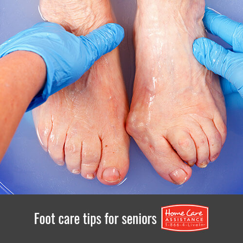 Useful Ways Seniors Can Take Care of Their Feet in Anchorage, AK
