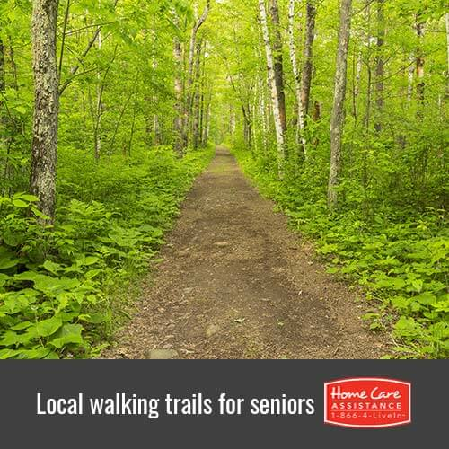 4 Senior-Friendly Walking Trails in Anchorage, AK