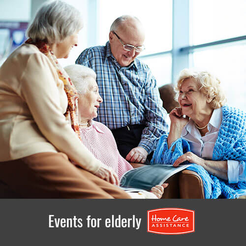 4 Fun Events For Elderly in Anchorage, AK