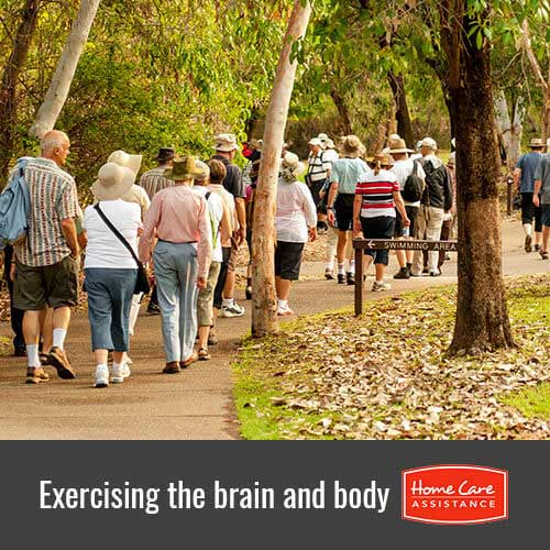 Exercises That Will Improve the Health of the Brain and Body of Seniors in Anchorage, AK