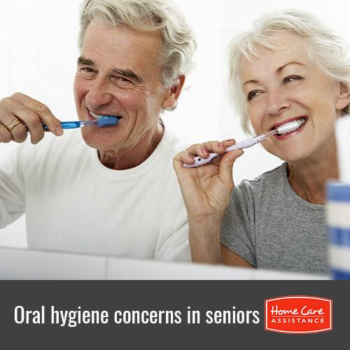 Major Concerns Regarding Oral Hygiene in Seniors in Anchorage, AK