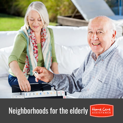 Great Neighborhoods for the Elderly to Live in Anchorage, AK