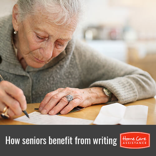 Reasons Why Your Elderly Loved One Should Write More in Anchorage, AK