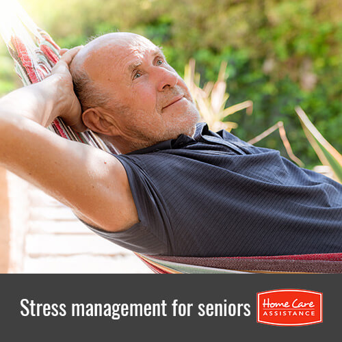 Stress Management Ideas for the Elderly in Anchorage, AK