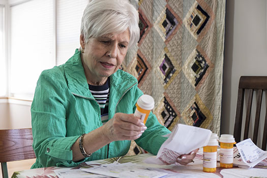 How to Tell If a Senior Is Misusing Prescriptions in Anchorage, Alaska