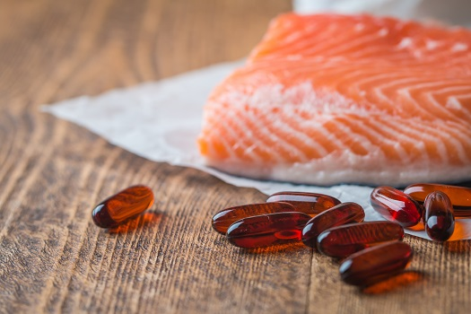 How Does Fish Oil Lower Stroke Risk in Anchorage, AK