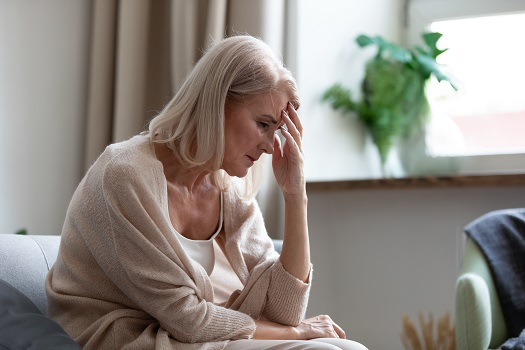 Mental Disorders that Often Occur in Older Adults in Anchorage, AK