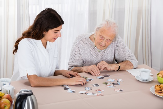 Ways to Handle Your Older Parent's Dementia-Related Hallucinations in Anchorage, AK