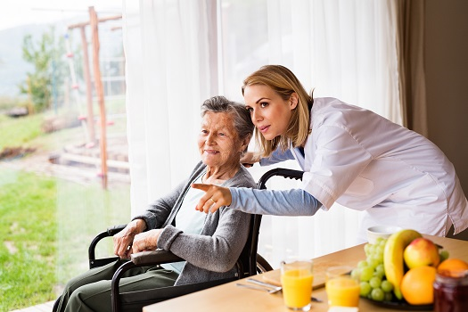 Does Being a Caregiver Have Positive Psychological Effects in Anchorage, AK