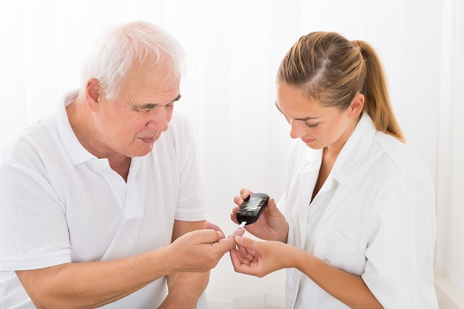 If Your Aging Parent Develops Diabetes What to Do in Anchorage, AK